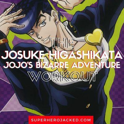 Josuke Higashikata Workout