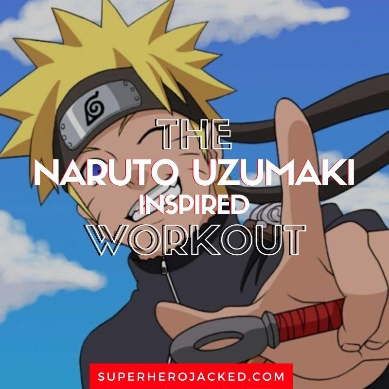 Naruto Uzumaki Workout