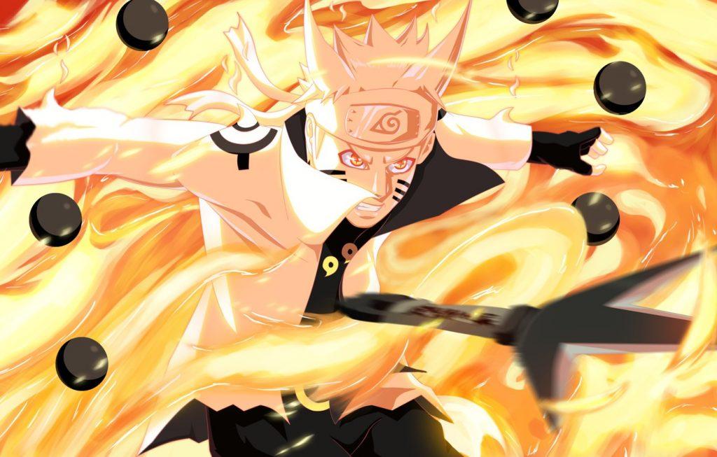 Naruto Workout 3