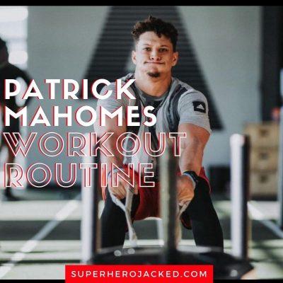 Patrick Mahomes Workout