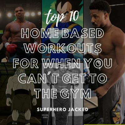 Top 10 Home Based Workouts For When You Can't Get To The Gym