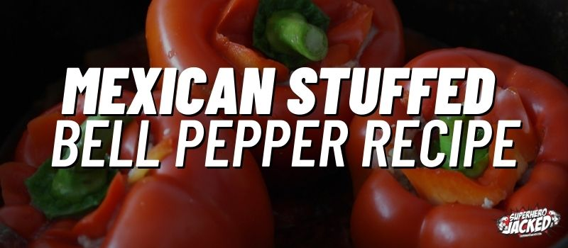 mexican stuffed bell pepper recipe