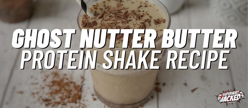 nutter butter protein shake recipe
