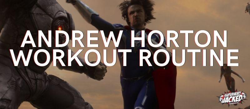 Andrew Horton Workout Routine (1)