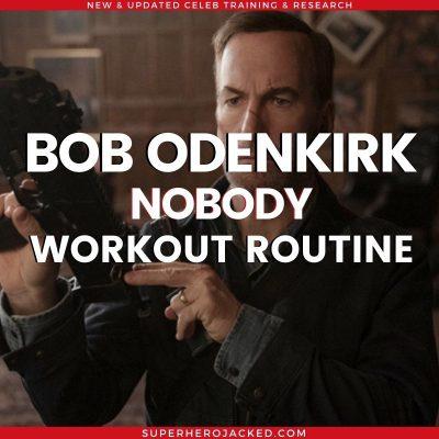 Bob Odenkirk Workout
