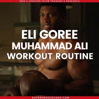 Eli Goree Workout