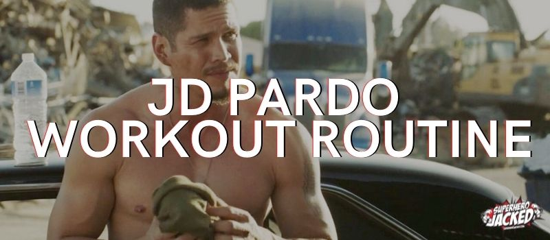 JD Pardo Workout Routine