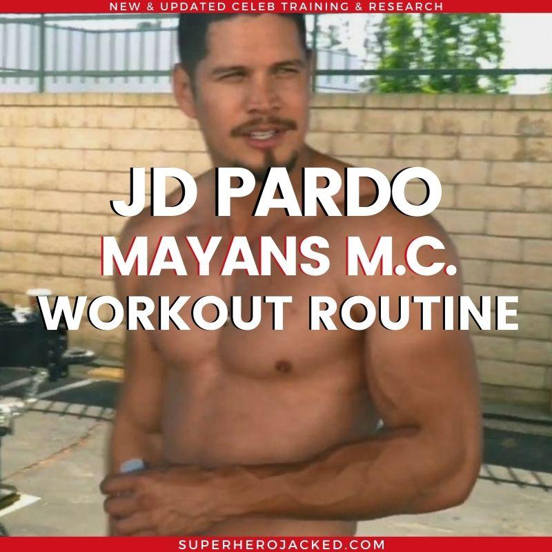 JD Pardo Workout