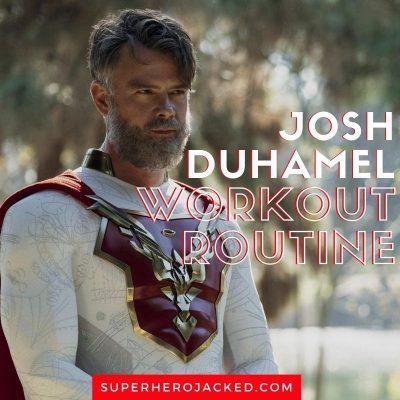 Josh Duhamel Workout
