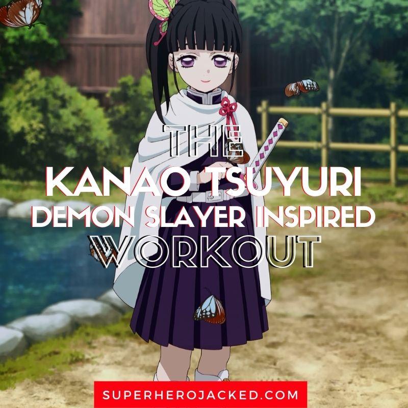 Kanao Tsuyuri Workout