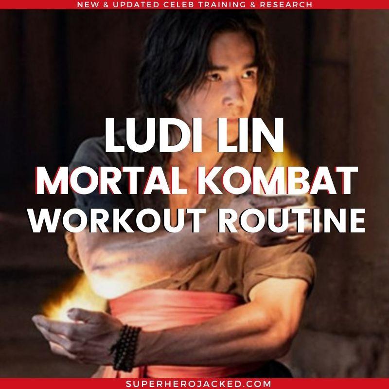Ludi Lin Workout