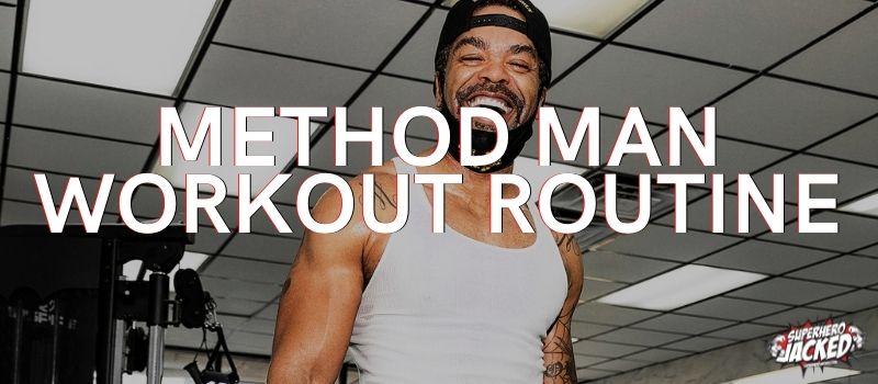 Method Man Workout Routine