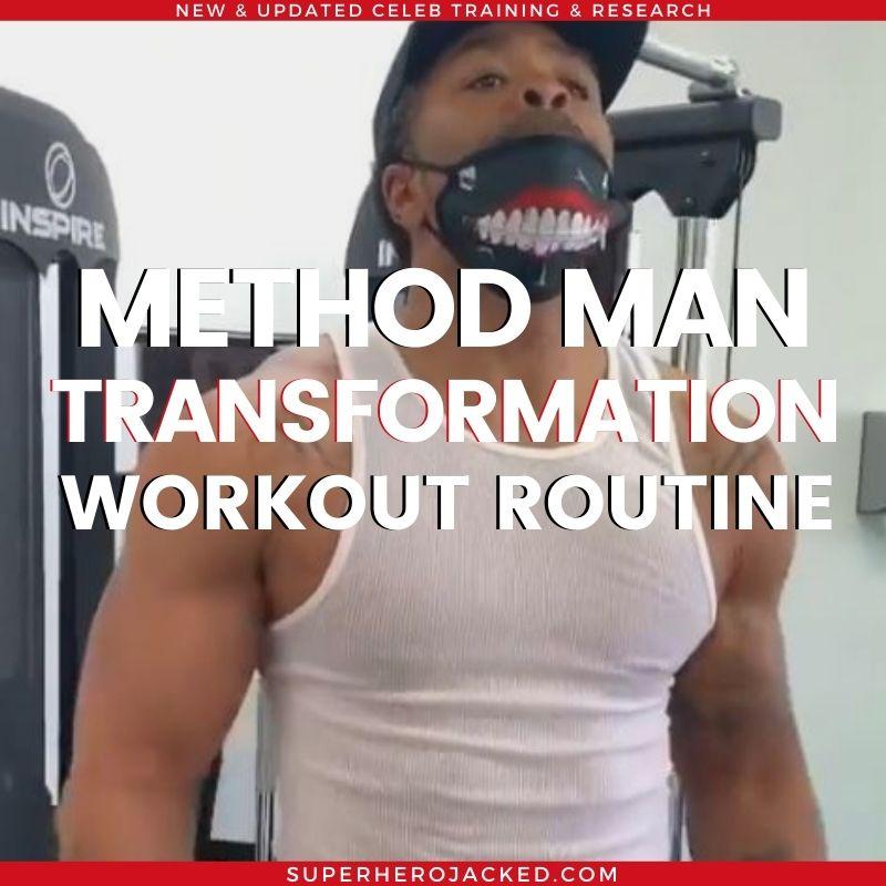 Method Man Workout