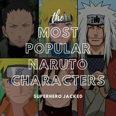 The Most Popular Naruto Characters of All Time