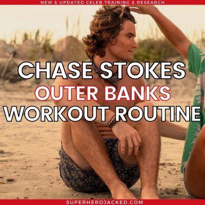 Chase Stokes Workout