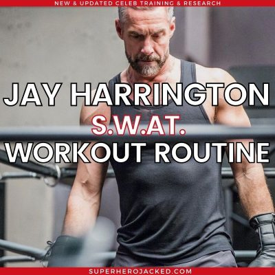 Jay Harrington Workout