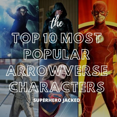 Most Popular Arrowverse Characters (1)