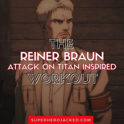 Reiner Braun Workout