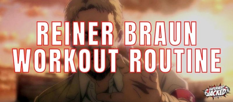 Reiner Braun Workout Routine