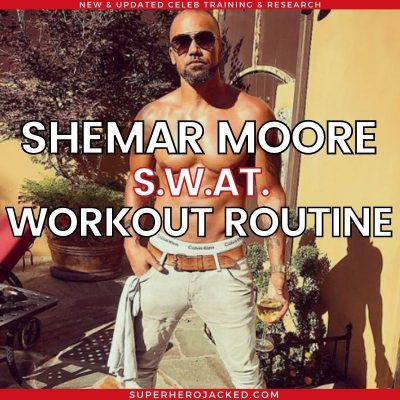 Shemar Moore Workout