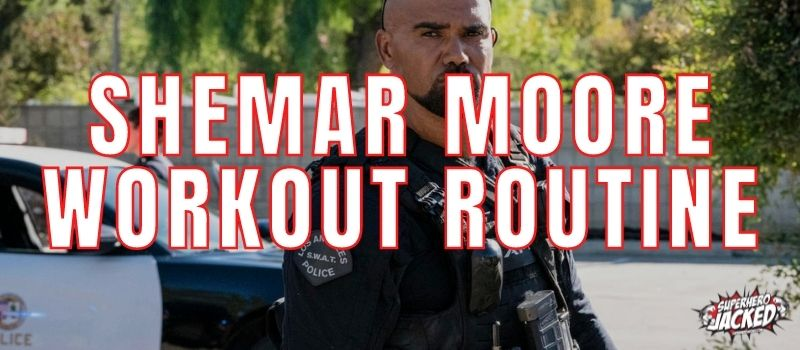 Shemar Moore Workout Routine