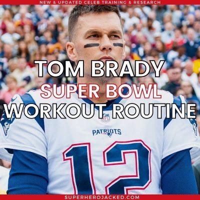 Tom Brady Workout