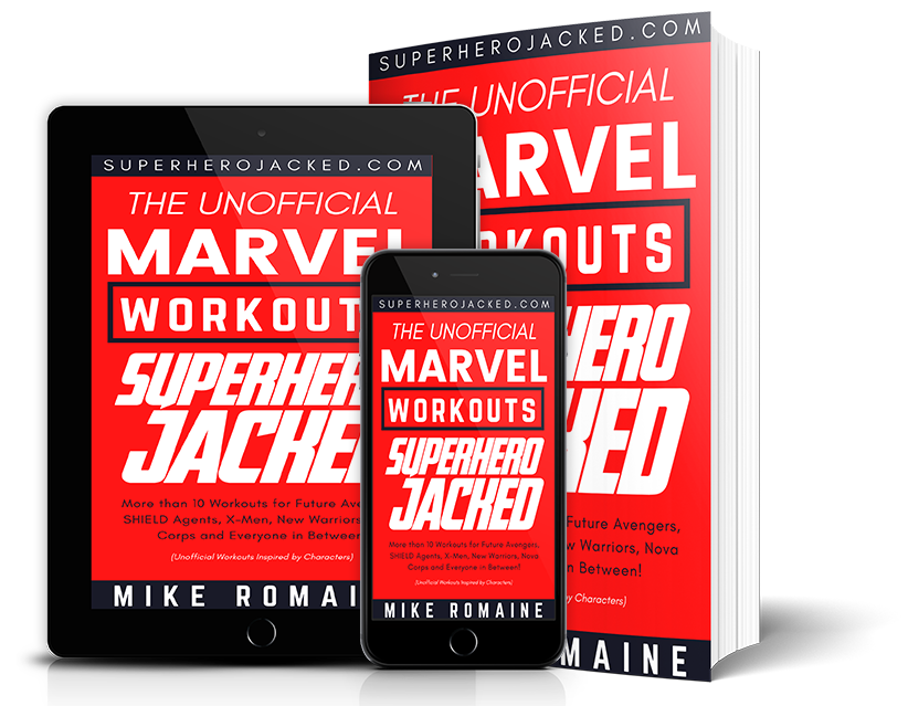 Unofficial Marvel Booklet