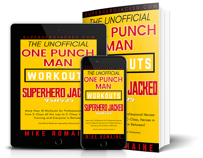 Unofficial One Punch Man Booklet