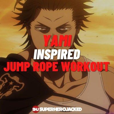 Yami Inspired Jump Rope Workout